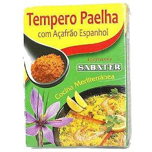TEMPERO PARA PAELLA SABATER 12GG