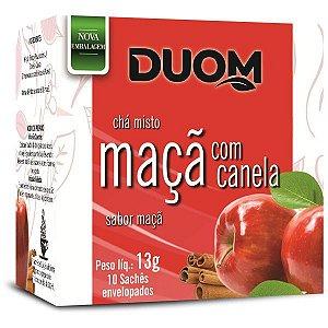 CHÁ DE MAÇA COM CANELA DUOM 13G