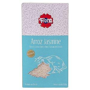 ARROZ JASMINE FLORA 1KG
