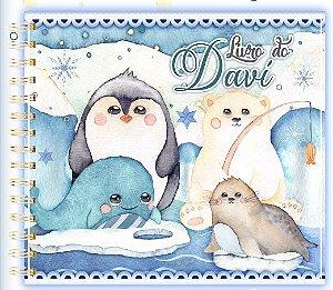 Livro do Bebê - Amiguinhos do Gelo
