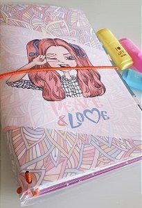 Bullet Journal - Menina Descolada