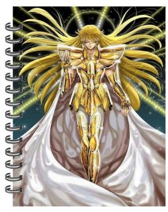 Caderno Anime 2