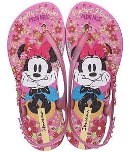 Sandalia Ipanema Infantil Minnie Disney Joy
