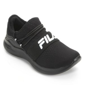 Tênis Fila Masc Trend Preto/branco