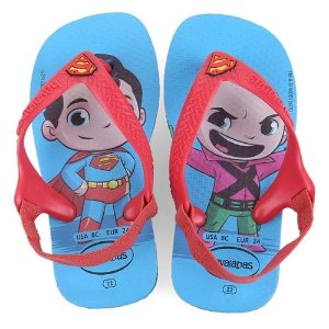 Chinelo Havaianas New Baby Herois Fc