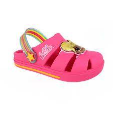 Crocs Lol Hype Babuch  Rosa/amare