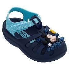 Sandalia Disney Sunny Bab Azul/azul