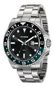 Relógio Mondaine Masculino Redondo Prata 94785g0mvna2