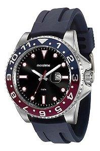 Relógio Mondaine Masculino Redondo Prata 94785g0mvnu1