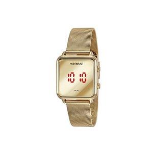 Relógio Mondaine Unissex Digital LCD Positivo
