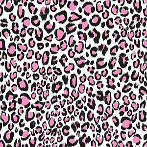 Papel de Parede Cool kids KS2303 Animal Print Rosa lavavel
