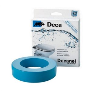 Anel de vedação para bacia Decanel AV.90.01 Deca