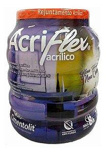 Rejunte 2kg acrílico AcriFlex Cimentolit