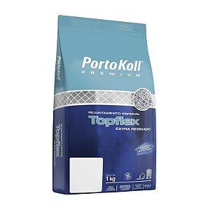 Rejunte 1kg resinado Topflex Portokoll