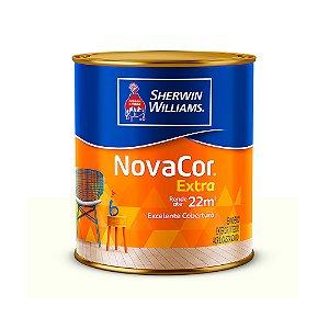 Tinta acrílica 3.6lt standard fosco Novacor Sherwin Williams