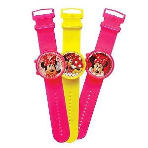 Relógio Minnie