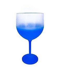 Taça Gin Degradê Azul 550ML
