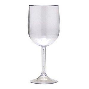 Taça de Vinho Transparente 340ML