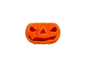 Abóbora Halloween Cerâmica P