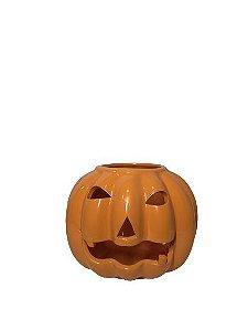 Abóbora Halloween Cerâmica M