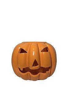 Abóbora Halloween Cerâmica G