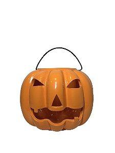 Abóbora Halloween com Alça G