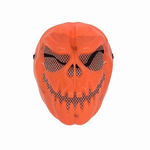 Máscara Abóbora Caveira Halloween