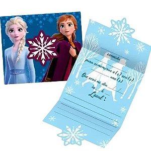 Convite Grande Frozen