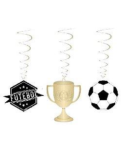 Enfeite Futebol Decorativo