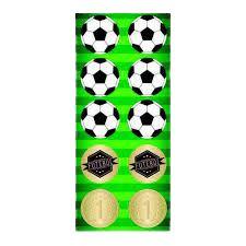Adesivo Redondo Futebol