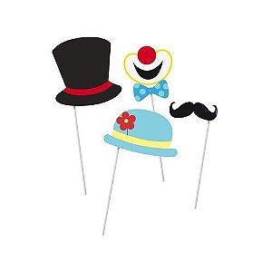Plaquinhas Decorativas Circo