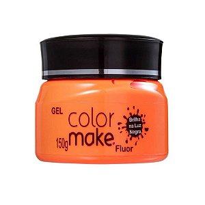 Gel Laranja 150g ColorMake