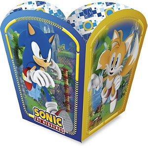Cachepot Papel Sonic