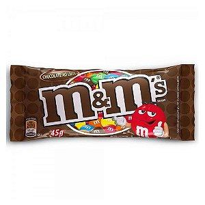 Chocolate M&MS 45 g ao Leite