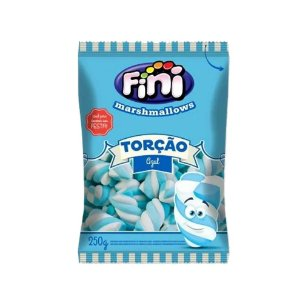 Marshmallow Torção Azul 250 g