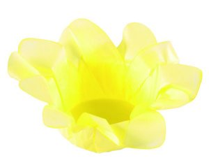 Forminha Lírio Amarelo Claro
