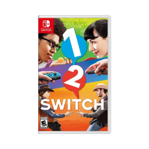 Jogo 1 2 Switch (USADO)