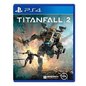 Jogo Titanfall 2 - PS4 Novo