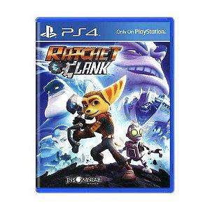 Jogo Ratchet and Clank - PS4 Novo