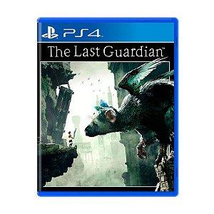 Jogo The Last Guardian - PS4 Novo