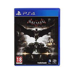 Jogo Batman Arkhamknight - PS4 (USADO)