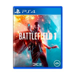 Jogo Battlefield 1 - PS4 (USADO)