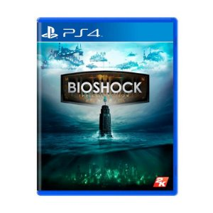 Jogo BioShock the Collection - PS4 (NOVO)