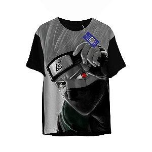 Camiseta Naruto - Kakashi Sharingan
