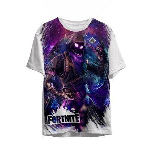 Camiseta Fortenite - Corvo