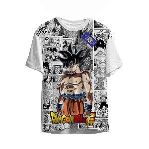 Camiseta DragonBall Super - Goku