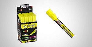 Giz líquido BRW 4g Amarelo (unidade)