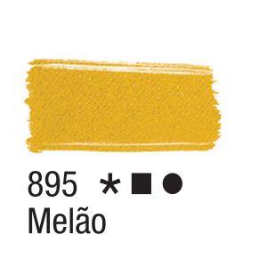 Tinta para tecido 37ml Acrilex 895 Melão