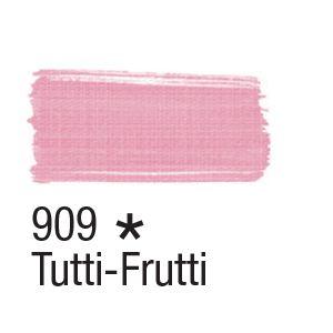 Tinta para tecido 37ml Acrilex 909 Tutti Frutti