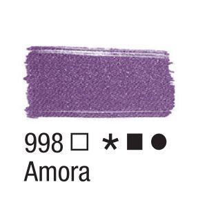 Tinta para tecido 37ml Acrilex 998 Amora